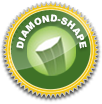 Diamant-Shape